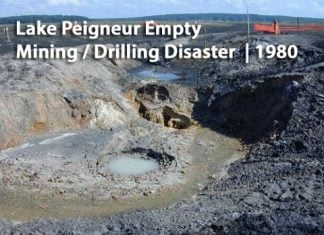 Lake Peigneur drilling disaster, lake peigneur, lake peigneur disaster, lake peigneur disaster 1980