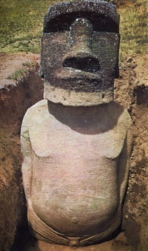 Moai, Moai statues easter island, Moai stone heads statues easter island, Easter Island stone heads buried bodies, The mysterious Earter Island's stone heads have bodies buried in the ground., Easter Island stone heads, Easter Island stone statues, statues on easter island, stone heads easter island, easter island stone sculptures, monolithic statues of Easter Island, Moai, Moai statues, Moai statues easter island,