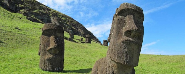 Easter Island stone heads have bodies, Moai, Moai statues easter island, Moai stone heads statues easter island, Easter Island stone heads buried bodies, The mysterious Earter Island's stone heads have bodies buried in the ground., Easter Island stone heads, Easter Island stone statues, statues on easter island, stone heads easter island, easter island stone sculptures, monolithic statues of Easter Island, Moai, Moai statues, Moai statues easter island, Just the heads of these mysterious sculptures are lurking out of the ground., And what we see is just the tip of the iceberg., Stairs? Where do they lead? To an underground unknown world?