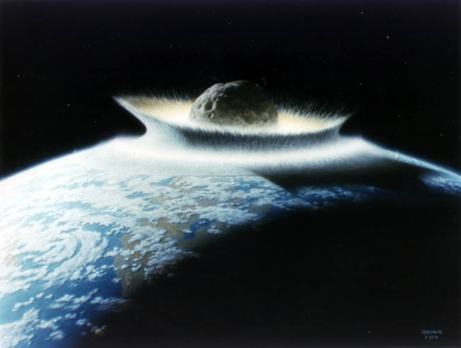 Asteroid Impact Simulation, Miracle Planet - Asteroid Impact Simulation, Miracle Planet, Asteroid Impact Simulation, Animated simulation of asteroid hitting Earth, asteroid impacts earth, earth asteroid impact video, asteroid impact simulation video, video of asteroid impacting earth, asteroid impact earth video, video asteroid impacts earth