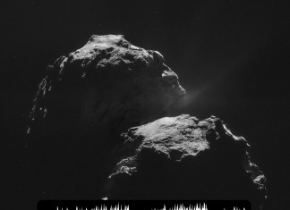comet sound, sound of comet rosetta, rosetta comet sings into space, comet song, singing comet, mysterious sound of comet 67P/Churyumov-Gerasimenko, comet 67P/Churyumov-Gerasimenko strange sounds, 67P/Churyumov-Gerasimenko sings into space, sound of a comet, sound comet rosetta, strange sound comet rosetta, how comets sound like, mysterious sound of a comet, Rosetta's Plasma Consortium (RPC) has uncovered a mysterious 'song' that Comet 67P/Churyumov-Gerasimenko is singing into space.