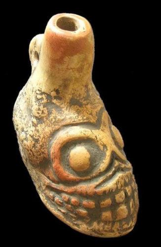 death whistle, death whistle Aztec, death whistle artifact, death whistle ancient mexico, death whistle sound, death whistle ceremony artifact, death whistle ancient artifact