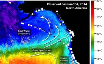fukushima radioactivity reaches US coast, Radiation From Fukushima Reaches US West Coast, fukushima ceasium 134 california, fukushima vs california, fukushima pollution in usa, fukushima radioactivity california coast