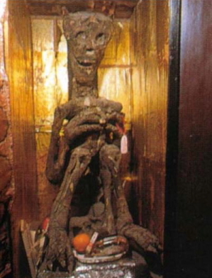 demon mummy japan, demon mummy japan photo, mysterious buddhist temple demon mummies, demon mummy, monster mummy, monter demon mummy Daijōin temple, Mysterious demon mummy at Daijōin temple