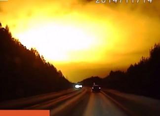sverdlovsk russian meteor explosion, sverdlovsk russian meteor explosion video, sverdlovsk russian meteor explosion photo, sverdlovsk russian meteor explosion november 2014, Something exploded in the sky over the Sverdlovsk region in Russia, Something exploded in the sky over the Sverdlovsk region in Russia november 2014 video