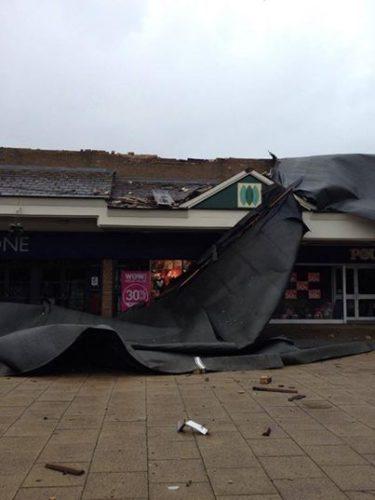 tornado uk november 2 2014, tornado uk november 2 2014 photo, tornado hit Coalville, Leicestershire, UK