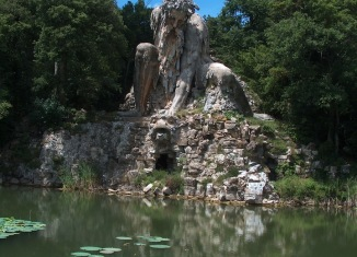 hidden palace in statue near Florence, inside appennino, appennine colossus, Appennine Colossus, Colosso dell Appennino, appennino, colossal statue near florence, appennine colossus, appennino, appennine colossus florence, Appennine Colossus-Colosso dell Appennino