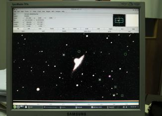 flying saucer, latest ufo sightings, latest ufo, flying saucer picture, flying saucer science, scientists discover ufo at work, astrophysicist sees ufo at work, colliding galaxy have form of flying saucer, ufo pics, ufo photo, ufo astrophysics pics