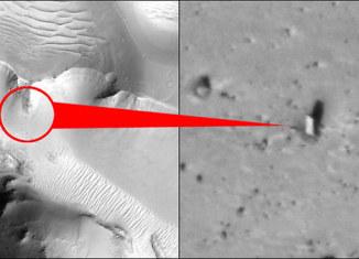 Mars Monolith, mystery Mars Monolith, mysterious Mars Monolith