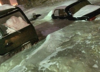 Water Main Breaks in Dudinka, Water Main Breaks in Dudinka pictures, Water Main Breaks in Dudinka photos, water main dudinka, water main break russia, caes caught in ice dudinka, dudinka ice main break, dudinka ice, dudinka water main ice