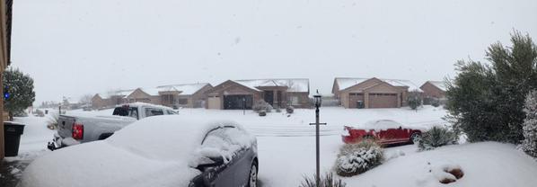snow arizona december 31 2014, snow arizon new year eve, new year eve snow arizona