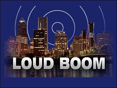 Mystery booms and rumblings - Strange Sounds