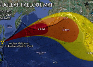 Fukushima radiation, Fukushima radiation wind,