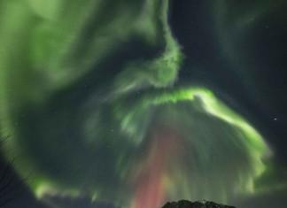 aurora, aurora borealis picture, aurora borealis picture 2015, northern lights 2015, northern lights pictures february 2015, geomagnetic storm aurora february 2015, geomagnetic storm G1 february 2015 aurora, northern lights february 2015, Northern lights by Francesco Galbiati in Tromsø