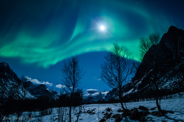 aurora, aurora borealis picture, aurora borealis picture 2015, northern lights 2015, northern lights pictures february 2015, geomagnetic storm aurora february 2015, geomagnetic storm G1 february 2015 aurora, northern lights february 2015, Northern lights by Francesco Galbiati in Tromsø, Aurora Borealis by Anne Birgitte Fyhn at Kvaløya, Norway