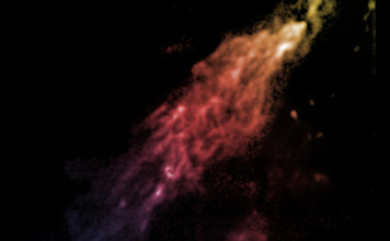 space oddity, Smith Cloud, giant hydrogen cloud picture, giant hydrogen cloud hurtling towards Milky Way, giant hydrogen cloud collision with milky way, smith cloud collision milky way