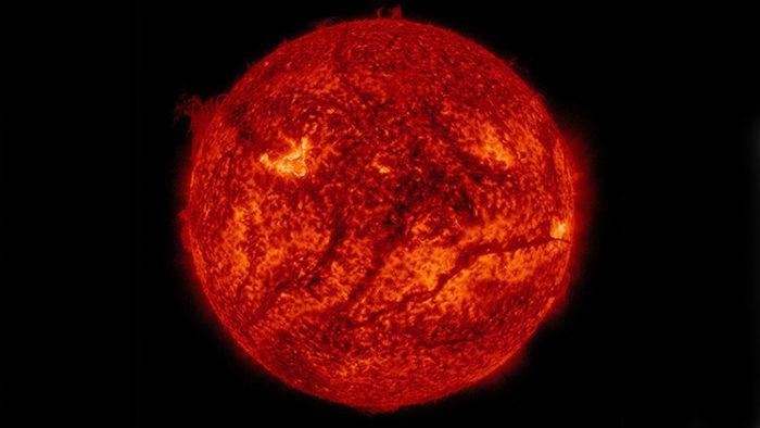 solar activity nasa video, five years solar activity nasa, video nasa solar activity over 5 years, video shows best moments of solar activity over last 5 years,