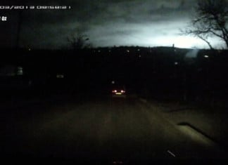 mysterious flash light russia video, mystery flash light russia, dash cam video mystery flash of light russia, russia, mysterious flash of light march 2015, unexplained flash of light Stavropol video march 2015, flash of light Stavropol video