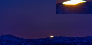 green flash moon, blue flash moon, lunar green flash, lunar blue flash, rare green and blue flash around moon