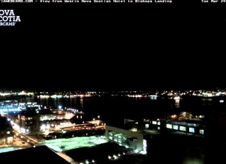 meteor halifax march 24 2015, halifax meteor video, halifax meteor video march 2015, Meteor disintegrates over Halifax, Meteor disintegrates over Halifax video, Meteor disintegrates over Halifax on video. Loud boom?, A meteor disintegrated in the sky of Halifax on March 24, 2015 and was captured by by Nova Scotia webcams. Did you hear loud booms?