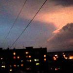 ufo engulfs lightning storm, Unidentified flying objects smash a lightning storm, ufo lightning storm video, objects fly into lightning storm, video Unidentified flying objects smash a lightning storm, Unidentified flying objects smash a lightning storm video