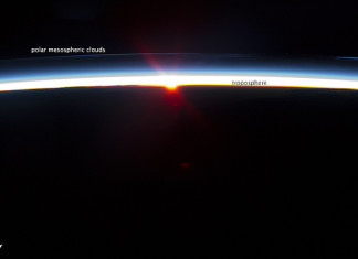 noctilucent clouds anomaly, polar mesospheric clouds anomaly, noctilucent clouds strange behavior, polar mesospheric clouds strange behavior