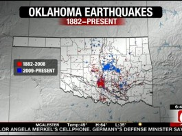 oklahoma earthquake, oklahoma earthquake map, Reactivated fault lines in Oklahoma could cause major quake, oklahoma fracking earthquake, oklahoma big earthquake, oklahoma large earthquake, large quake in oklahoma,