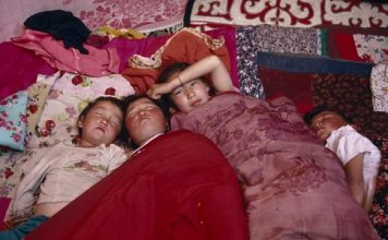 sleeping illness kazakhstan, sleeping sickness kazakhstan, Sleeping Sickness of a Kazakh Village