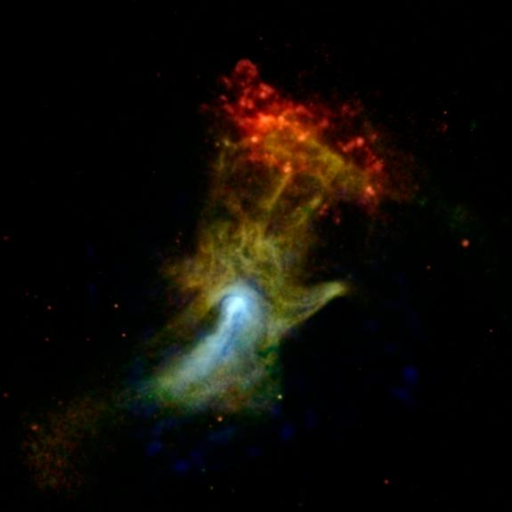 Hand of God nasa, Hand of God nustar, Hand of God nasa nustar, Hand of God photo, Hand of God nasa pulsar, Hand of God nasa space, Hand of God nasa x ray nustar picture