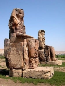 The Vocal Memnon phenomenon, The Vocal Memnon, The Vocal Memnon phenomenon, The Vocal Memnon: the statues that speak, speaking statues The Vocal Memnon, The Vocal Memnon speaking statues, The Vocal Memnon ancient egyptian statue speak, mysterious sound of ancient egypt, mysterious Vocal Memnon, the mysterious Vocal Memnon