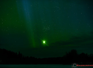 Venus And Pleiades conjunction photo, Venus And Pleiades conjunction pictures, aurora venus and the pleiades conjunction, best venus pleiades conjunction photo, photo aurora venus pleiades conjuction, space weather, space phenomenon: venus and pleiades conjunction picture, Aurora