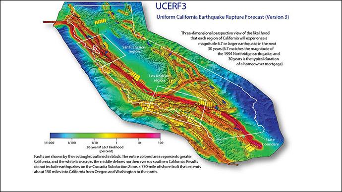 california big one earthquake cycle, california big one, california the big one, the big one could trigger series of large earthquake, california big one apocalypse, california big one triggers series of big quakes