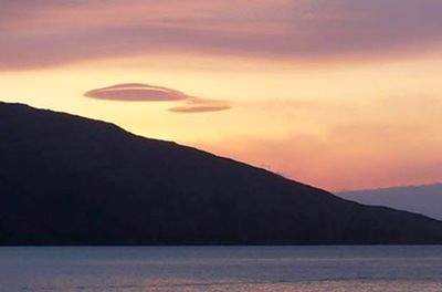 lenticular cloud ullapool scotland, lenticular cloud scotland, lenticular cloud scotland april 2015, lenticular cloud scotland ullapool april 2015, lenticular clouds picture april 2015 scotland