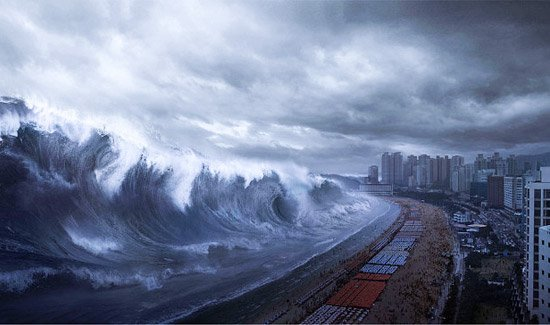 Natural Disaster Images Sometimes the world turns