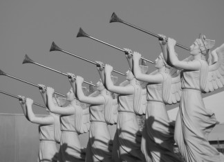 sky trumpets, sky quake, strange sounds, mysterious sounds, unexplained noise, humming noise, weird sound, The sounding of seven angelic trumpets was mentioned in The Bible's 'Book of Revelations', with each horn causing some horrific event to occur during the apocalypse. Some people believe this auditory phenomenon signifies the upcoming Armageddon.