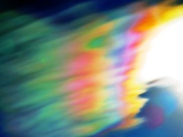 fire rainbow rio de janeiro may 2015, fire rainbow may 2015, eerie fire rainbow rio may 2015, fire rainbow rio may 2015, fire rainbow photo 2015, iridescent cloud rio may 2015, circumhorizontal arc rio may 2015, ghostly fire rainbow over Rio on May 28 2015, Crazy circumhorizontal Arc over Rio