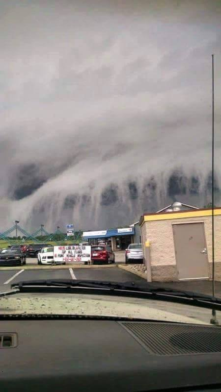 shelf cloud, fractus cloud ohio may 2015, shelf cloud photofractus cloud ohio may 2015, cloud looking like fingers touching the ground, shelf cloud looking like fingers touching the ground, strange clouds, weird clouds, strange cloud formation, unusual cloud formation