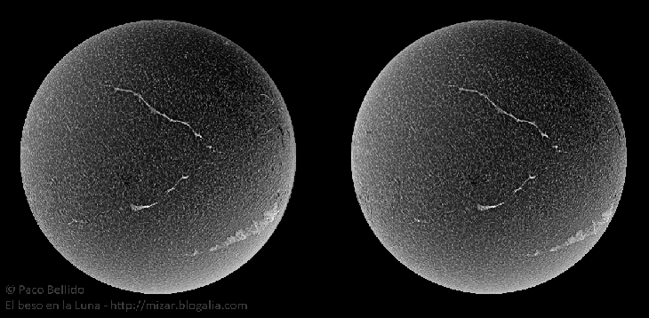 giant filament sun may 27 2015, giant 700000km filament over sun may 27 2015, Watch this giant solar filament of more than 300,000km in threee day by crossing your eyes! Awesome!sun filament picture may 27 2015, giant sun filament picture may 27 2015