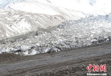 giant landslide china may 2015, enormous landslide china may 2015, apocalyptical glacier collapse china may 2015, enormous landslide Xinjiang, giant landslide may 2015, glacier collapse china 2015, landslide china may 2015, massive ice – rock avalanche in Xinjiang