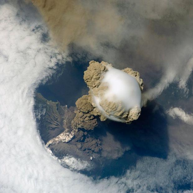 volcano sounds