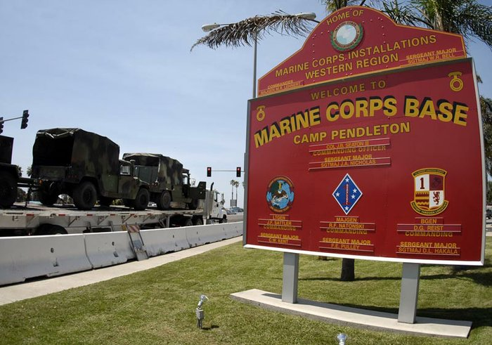 loud booms camp pendleton june 20 2015, camp pendleton noise advisory june 2015, mystery booms camp pendleton june 20 2015, camp pendleton explosion june 19 2015, camp pendleton, marine corps base camp pendleton,