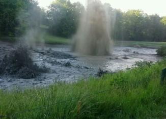 Natural gas leak canada, natural gas leak golf course, natural gas leak ontario, natural gas leak golf course canada june 2015, Natural gas leak Indian Hills golf course