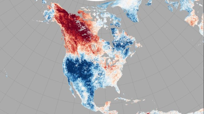 alaska warmth may 2015, alaska temperature oddity may 2015, barrows temperature extreme may 2015, high temperature alaska may 2015, extreme temperatures alaska, typhoons bring extreme temeperature in Alaska may 2015