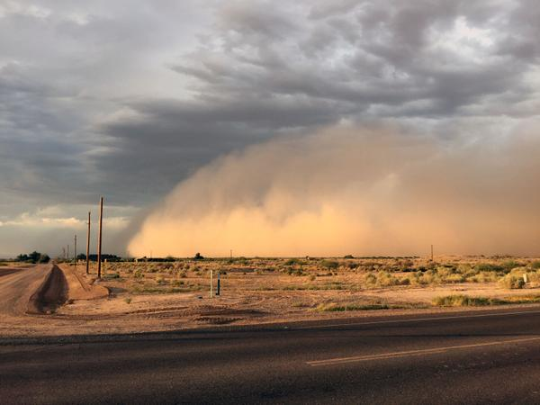 dust storm phoenix june 27 2015, sand storm phoenix june 27 2015, habboob phoenix june 27 2015, first sandstomr arizona june 2015, first haboob phoenix 2015
