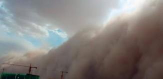 sandstorm video june 2015, latest sandstorm news, apocalyptic sandstorm in china june 9 2105, sandstorm china june 2015, sandstorm hotan june 2015, hotan sandstorm june 9 2015, apocalyptic sandstorm video