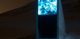 Svalbard Seed Vault, Svalbard Seed Vault at night, Svalbard Seed Vault photo, amazing Svalbard Seed Vault, doomsday Svalbard Seed Vault photo, doomsday Svalbard Seed Vault at night photo