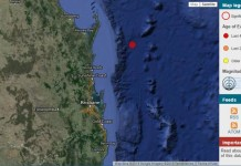 earthquake queensland july 2015, earthquake queensland july 30 2015, biggest earthquake southern queensland july 30 2015, large earthquake southern queensland july 2015, southern queensland hit by M5.3 earthquake