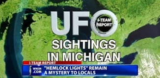 hemlock lights, hemlock lights michigan ufo, hemlock lights michigan, what are hemlock lights, mysterious hemlock lights michigan, michigan hemlock lights