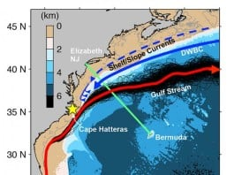 water temperature rise east coast us, rise of ocean temperature east and west coast usa, us ocean temperature rise, us ocean temperature rise, unprecedent ocean us temperature rise