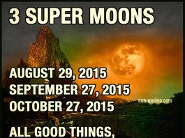 3 super moons, next super moons, super moons 2015, when are supermoons, the super moons of 2015